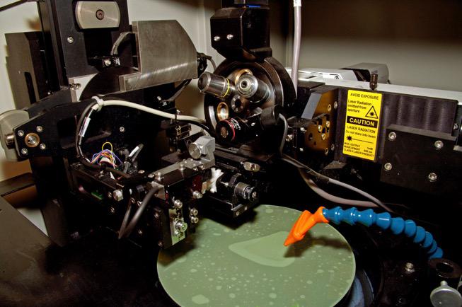 Texplained se dote d'un laboratoire d'analyse de la sécurité des circuits intégrés